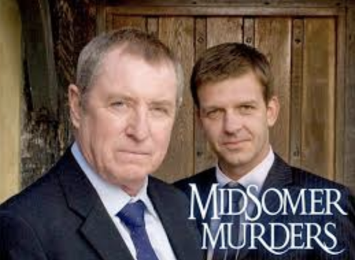 Midsomer Murders and Me